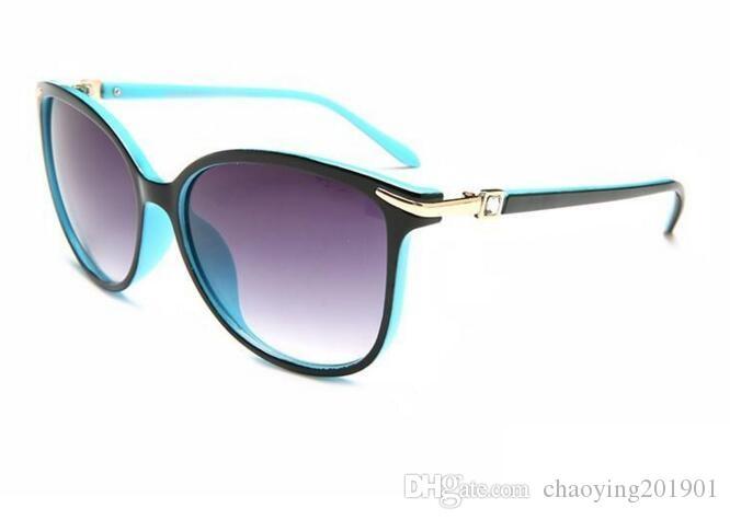 Yüksek Kalite Marka 4061 Güneş gözlükleri erkek Moda Kanıt Güneş Gözlüğü Tasarımcı Gözlük erkek Bayan Güneş gözlükleri Için yeni gözlük