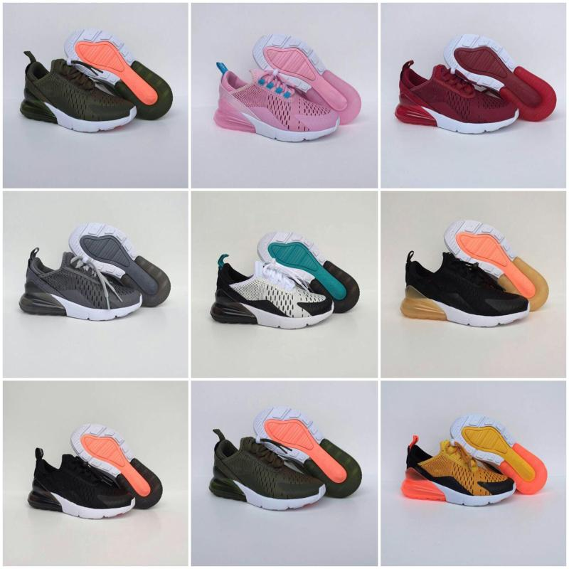 2019 Pirate Black children Basketball Shoes kids Running tn fashion durable and good-looking Sneaker Size 28-35
