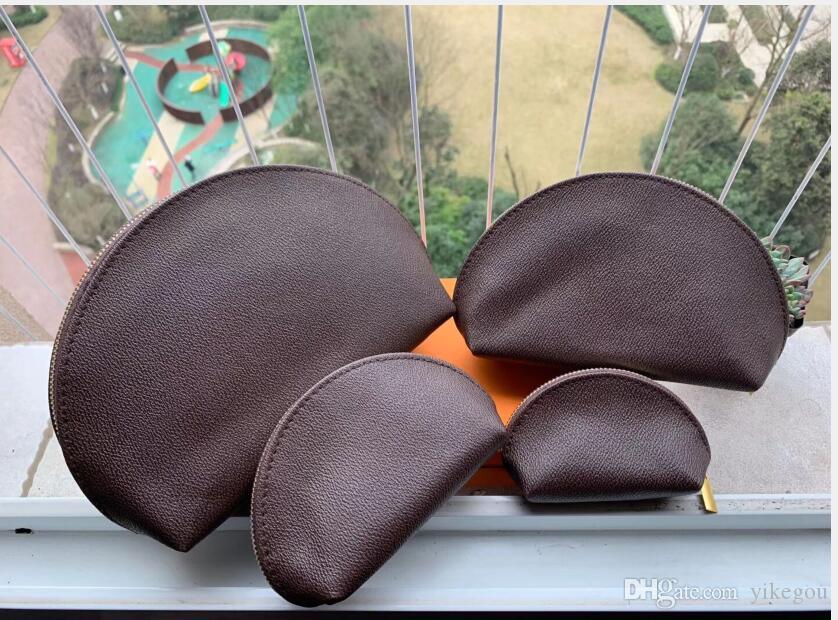 2020 4pcs / set cosméticos Mulheres sacos famosa bolsa de maquiagem designer de viagem bolsa compõem senhoras bolsa de cluch bolsas organizador bolsa de higiene 8570