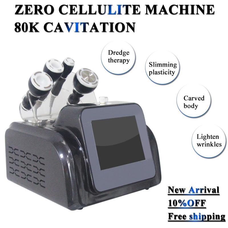 Ultrasonic Vacuum cavitation rf radio frequency weight loss device BIO face lifting Machine body shaping Cavitation slimming machine