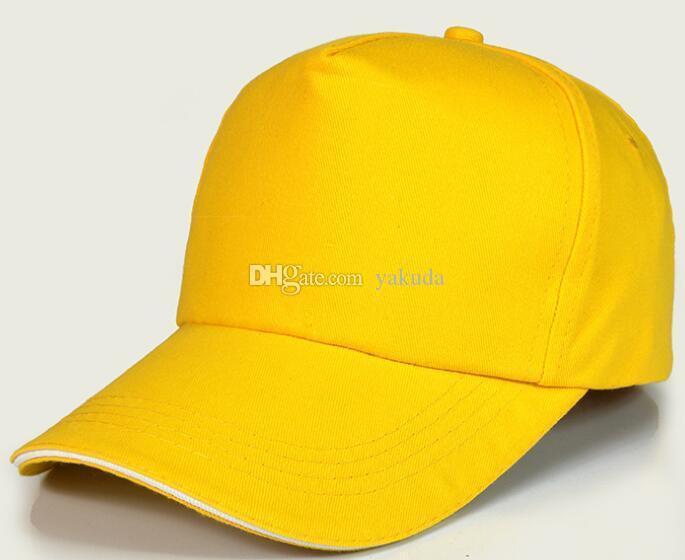 Snapback chapeau chapeau publicitaire personnalisé Tourisme logo personnalisé motif imprimé cinq de chapeau de soleil de baseball Casquettes chapeaux de chapeau bon marché casquette Sports de plein air