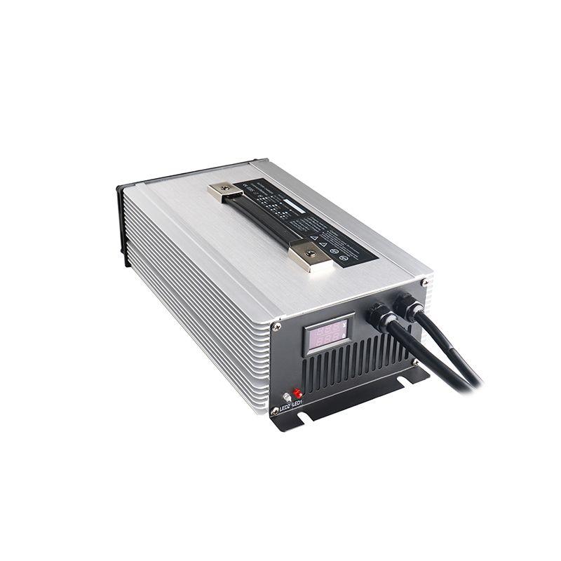 alta potência carregadores 12 volts 4S 14.6V 100A carregador de bateria de iões de lítio para 300Ah 400Ah 500Ah baterias