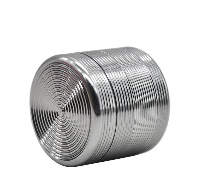 40 mm 알루미늄 합금 4 레이어 스레드 금속 연기 연삭기와 새로운 연기 그라인더