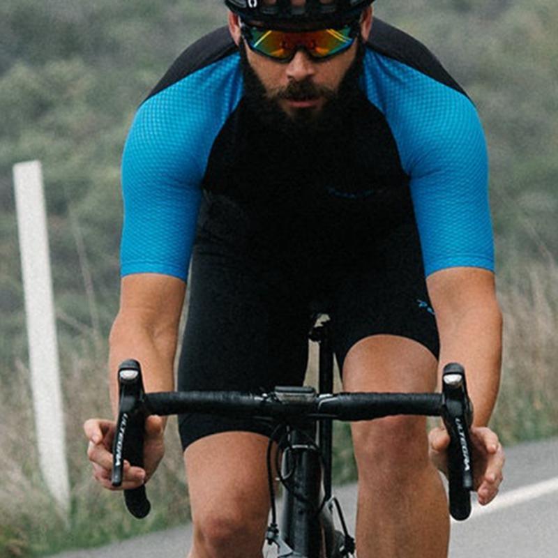 Pedallı Mafya 2020 Yaz YENİ Erkekler Bisiklet forması MTB yol Bisiklet Giyim completini ciclismo kısa kollu bisiklet yarış cyclewear
