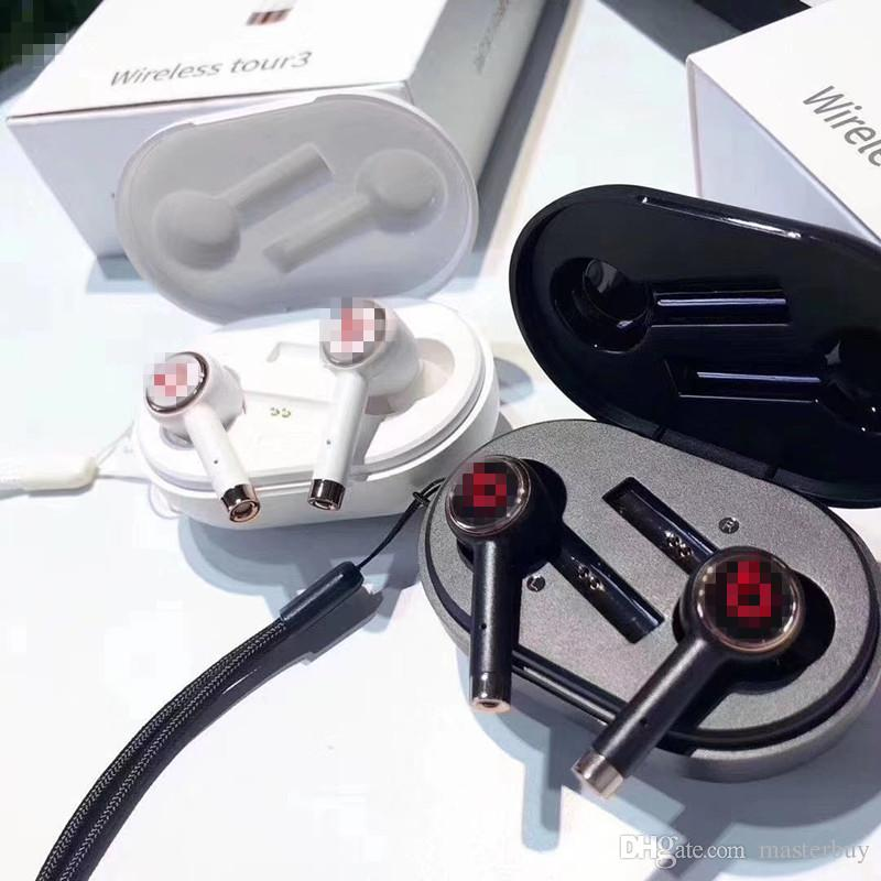 FORTour3 Super Bass Bluetooth 5.0 Kopfhörer Tour 3 Stereo Sport Kopfhörer Spiel bluetooth Kopfhörer Hochwertiger nagel drahtlose Earbuds