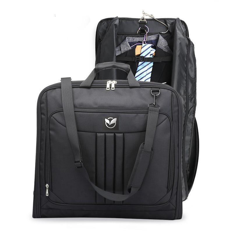 Vestito multifunzionale uomini d'affari Travel Bag bagagli borse impermeabile portatile borsa antipolvere Bag costume con i pattini il sacchetto CJ191128