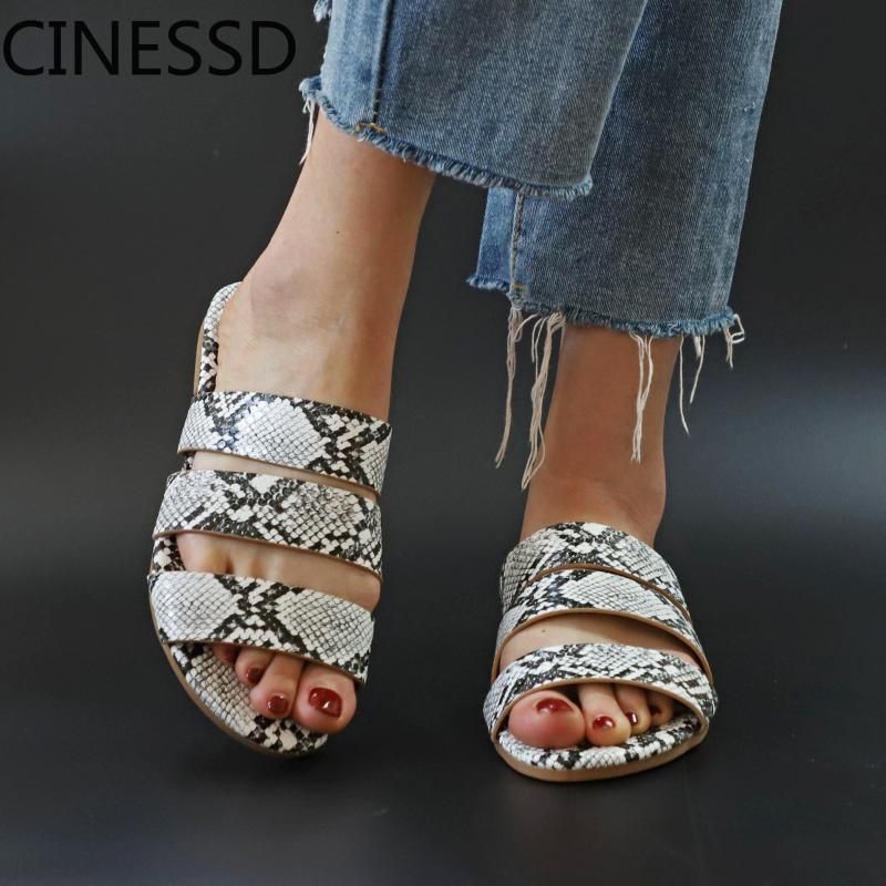 Flat Sandals Strappy Sandals