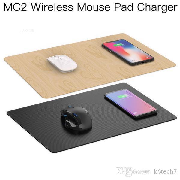 Vendita JAKCOM MC2 Wireless Mouse Pad caricatore caldo in Mouse pad poggiapolsi come gli uomini di orologi intelligenti ETA 7750 amazifit