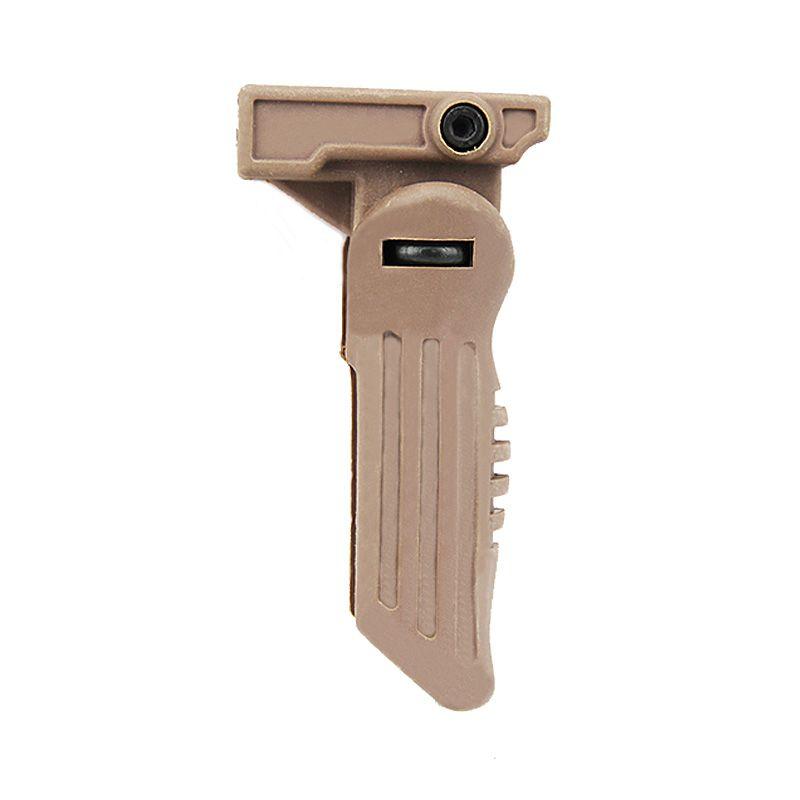 20mm 레일에 대한 전술 AK 접이식 수직 그립 포그 립