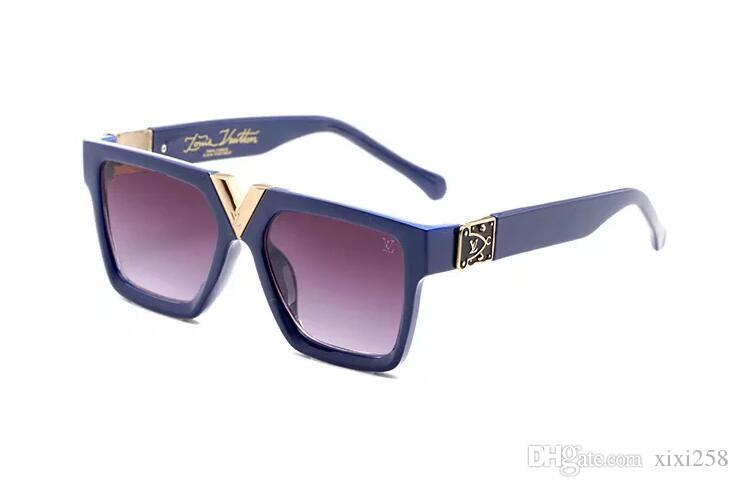 Tasarımcı Mens Womens Güneş Gözlüğü tahta çerçeve Metal menteşe Cam Lens perakende gözlük ve etiket Ile güneş gözlükleri uv400 Gözlüğü
