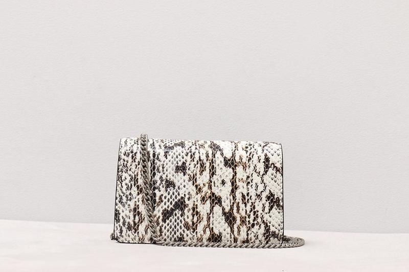 Vendita calda catena del cuoio di modo retro borse della borsa a tracolla delle donne e borse a tracolla, dimensioni: 17cm * 10cm * 4.5cm