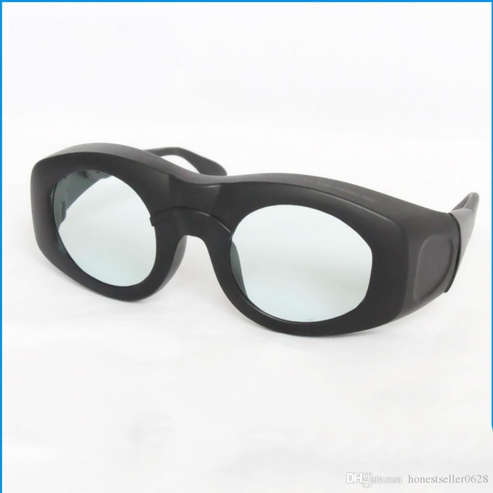 Holmium Laser Protective Goggle ، نظارات حماية السلامة ، 980-2500nm OD5 الامتصاص المستمر لتعديل المسار البصري ، إزالة الوشم