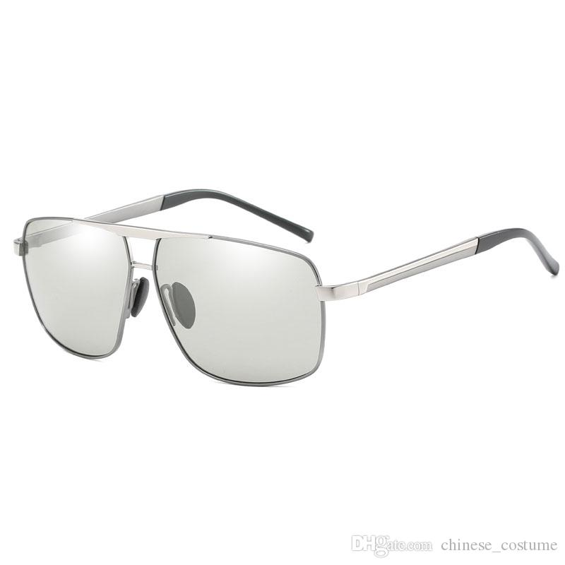 Women's Men's Big Box Sunglasses Men's Brand Designer Big Box Sunglasses Men's Classic Retro Big Box Driver Sunglasses Free Shipping