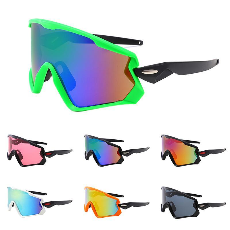 패션 여성 남성 자전거 안경 자전거 편광 선글라스 야외에서 자전거 안경 PC 재질 프로 안전 사이클링 나이트 비전 고글
