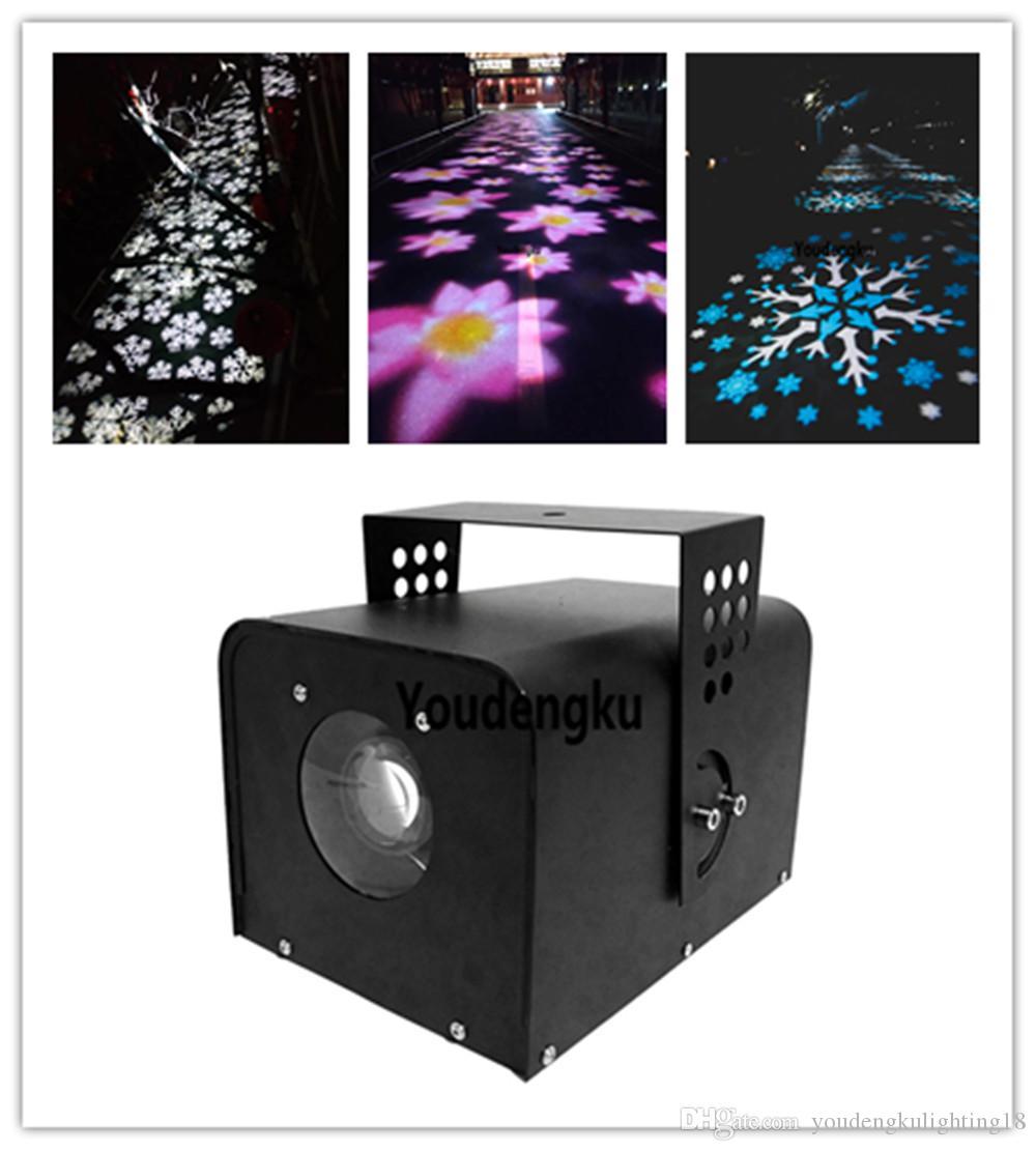 100w LED étanche Gobo extérieur Logo projecteur de lumière IP65 lumière gobo étanche LED