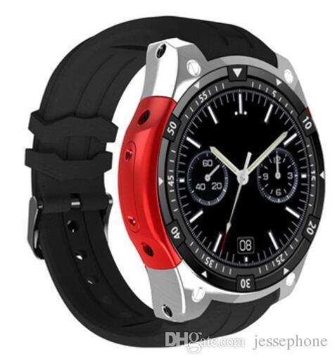 X100 Bluetooth SmartWatch Android 5.1 MTK6580 3G WiFi GPS Smart Watch Men for Samsung Watch PK KW88 GW11 QW09 GT88 5pcs DHL