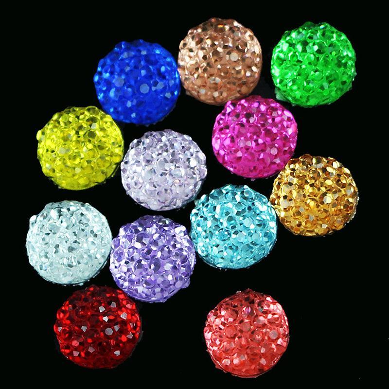 1 Box Mixed Rhinestone Clear Кристалл Flatback Nails Art Алмазные для украшения шарики приспосабливают Приукрашивания из ткани одежды