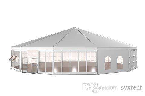 Tienda de marquesina multiside estilo pagoda para exhibición y fiesta en venta