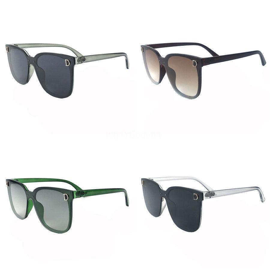 Mens nuovo retro di tendenza in Europa e America occhiali da sole polarizzati Grande Struttura da sole Yurt 2032 Factory Direct # 530