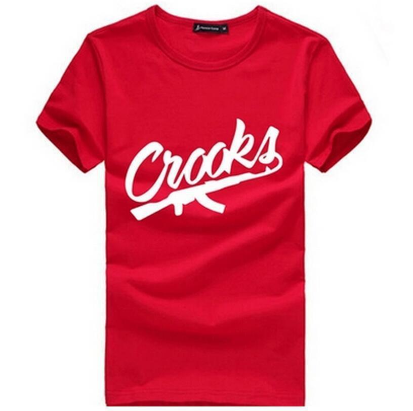 Ladrones y los castillos Camisetas Hombre algodón de manga corta hombre camiseta LADRONES Carta para hombre camiseta Tops Camiseta