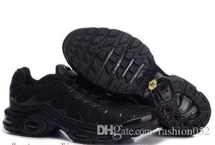 Vente en gros 2019 TN Hommes Chaussures Mode TN Chaussures Casual TOP ventes qualité bon marché TN REQUIN Taille 41-46 Chaussures