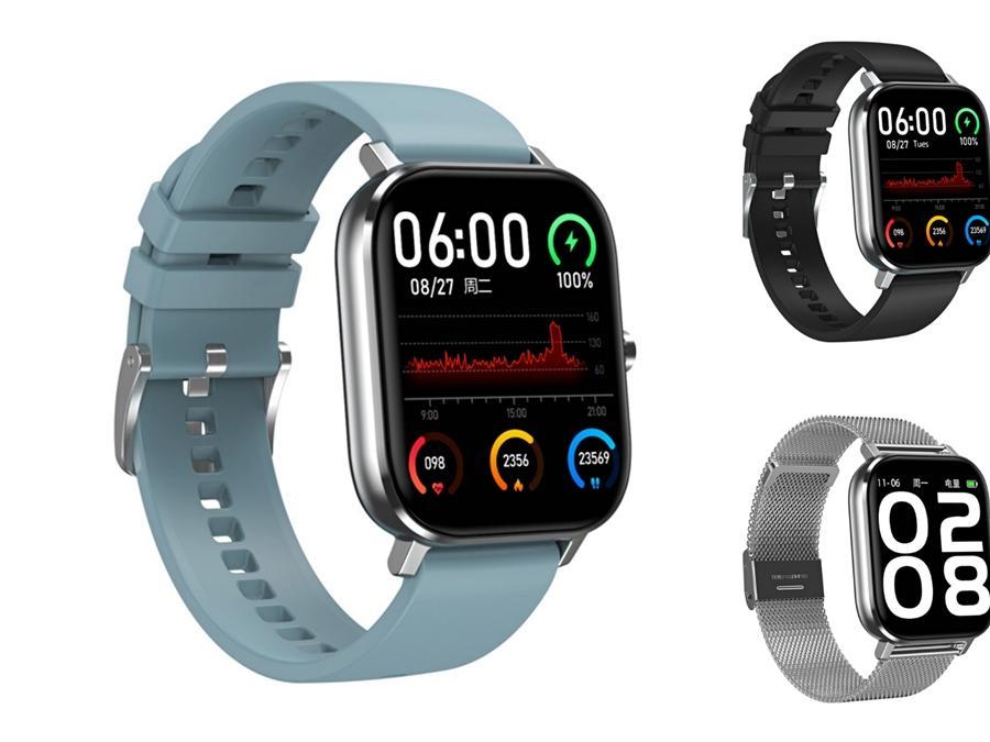 Se01 DT-35 Smart Bracelet DT-35 Smartwatch DT-35 Smart Watch Bluetooth Music Ip68 Waterproof Caller Sms Display For Android Cellphone #QA528