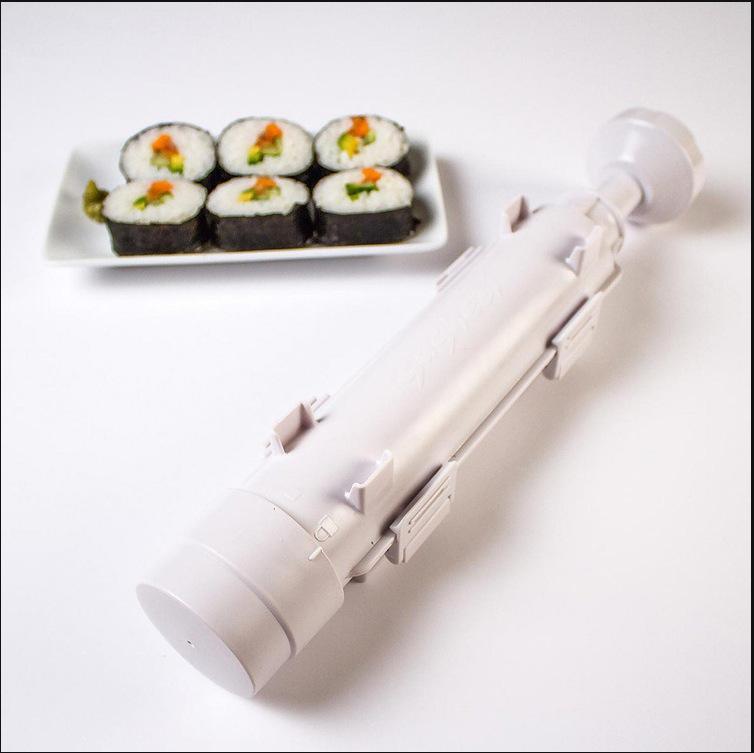 TV nouvelle cuisine gadget moule sushi pilote longévité bricolage marque modèle sushi