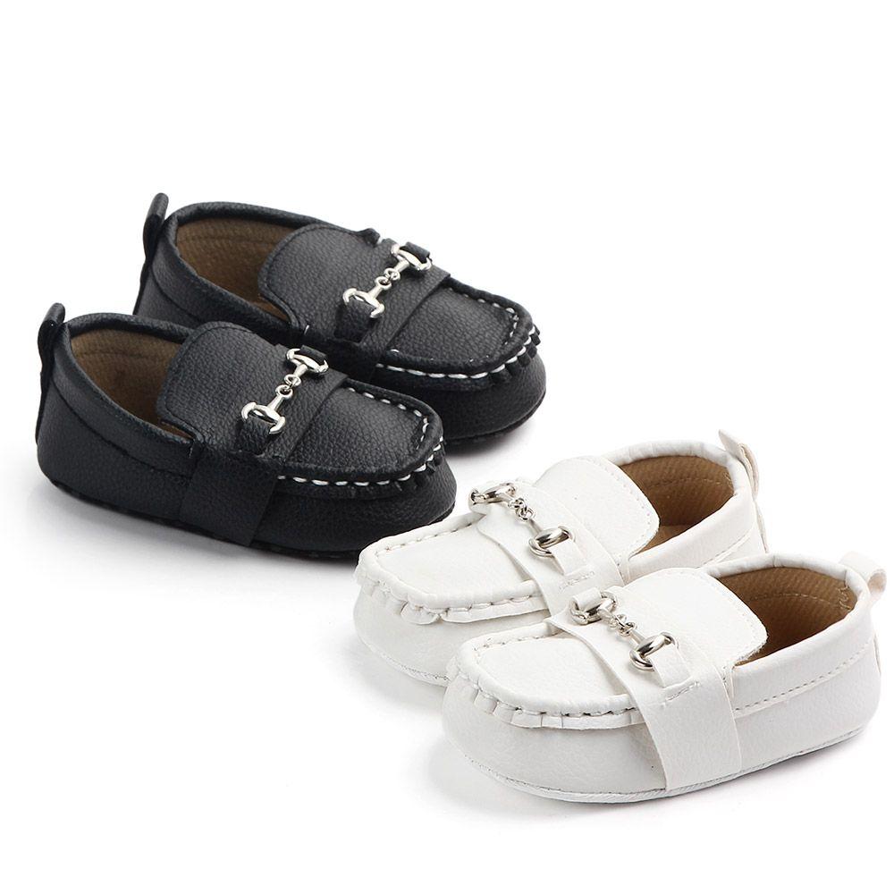 소년 유아 아기 모카신를 들어 신생아 아기 신발 패션 소프트 단독 아기 가죽 신발 유아 캐주얼 신발