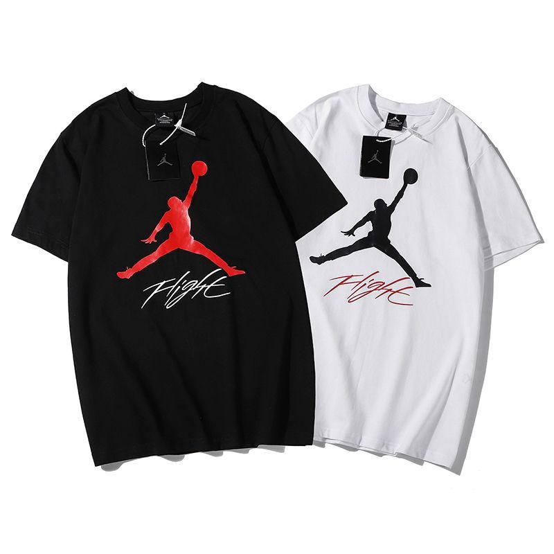 Sport Mens del progettista di marca T-shirt Donne Classico numero stampato Pullover manica corta estate camicette Via Designer shirt 20032503L