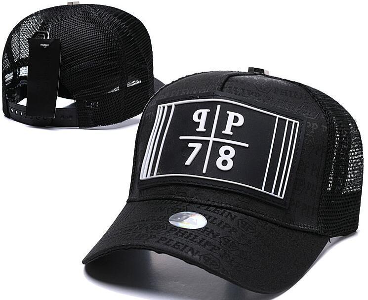 2018-New popolare ICON cap Hip Hop estate Berretto da baseball Cappello in metallo Lettera 78 cappelli per Uomo Donna bone casquette Snapback Caps di alta qualità
