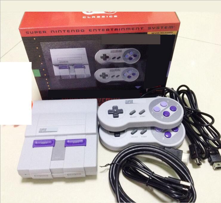 جديد وصول نيس البسيطة TV يمكن تخزين لعبة المحمولة لاعبين وحدة التحكم فيديو محمول لألعاب NES المفاتيح وث صندوق البيع بالتجزئة حزمة