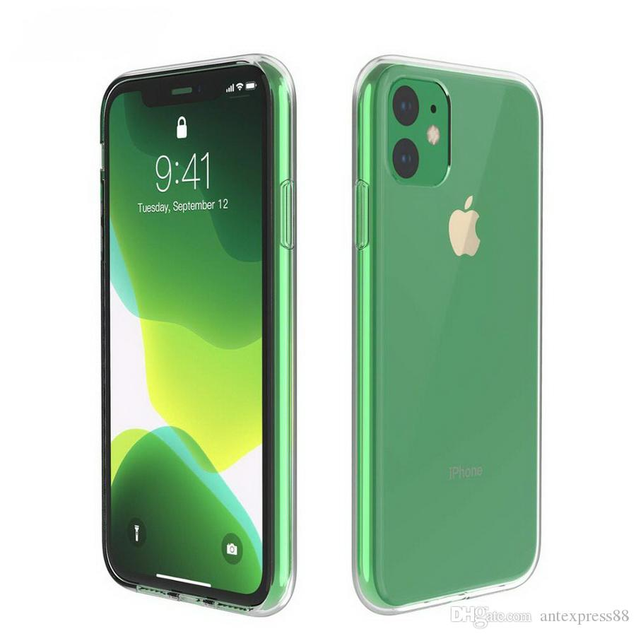 Funda silicone case original apple iphone xr green > Silicona tpu