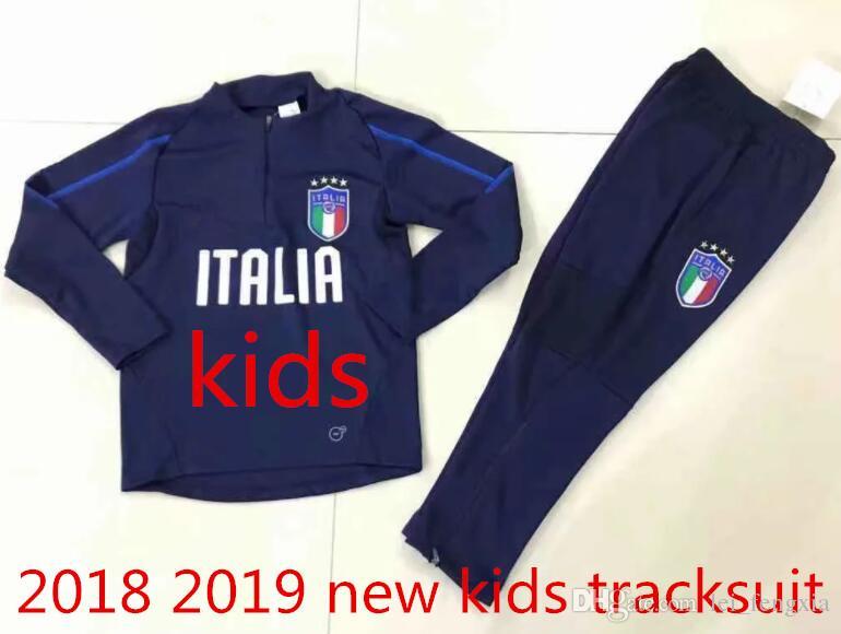 Acheter 18 19 ENFANTS ItALY Survêtement De
