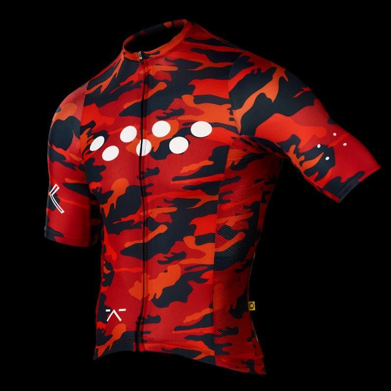2020-Team Pedla Radtrikot Männer passen Körper kurze Ärmel MTB Radfahrer Rennsportabnutzung Sommer Fahrrad Shirt atmungsaktiv Ordinary