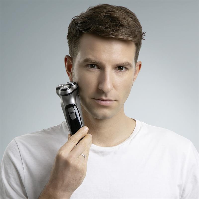Original Enchen Black Stone 3D Elektrorasierer Smart Control blockierende Schutz Rasierer für Männer Geschenk Jungen Freund 3028473