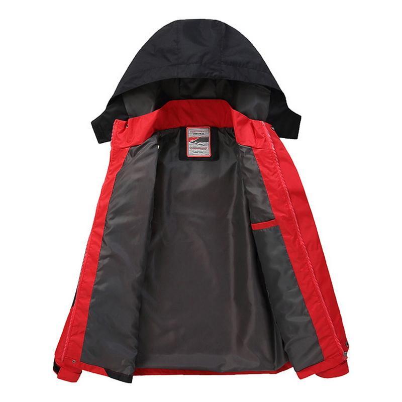 Dihope 2020 Moda Windproof Kapşonlu Ceketler Erkekler Sonbahar Kış Ceket WINDBREAKER Erkek Artı boyutu Coats 4XL Sportwear Dış Giyim