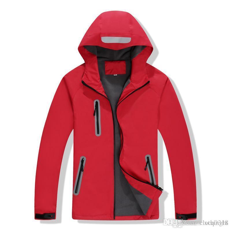 pano WOLFONROAD Jacket Men Verão Fina Windbreaker Waterproof Caminhadas coat Soft Shell Pesca Jacket Brasão Escalada Jacket L-SSLV-01