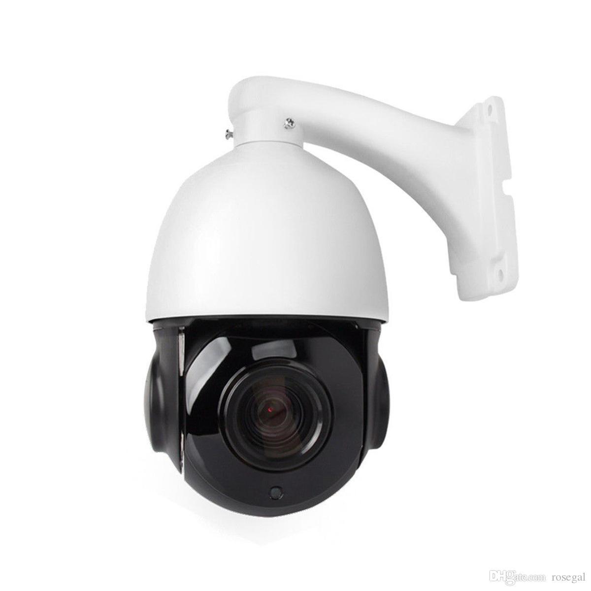 كاميرا 1080P 30X التكبير WIFI POE 2.0MP PTZ IP PanTilt سرعة قبة الكاميرا الصوت للماء الأمن الرئيسية كاميرات - الاتحاد الأوروبي قابس
