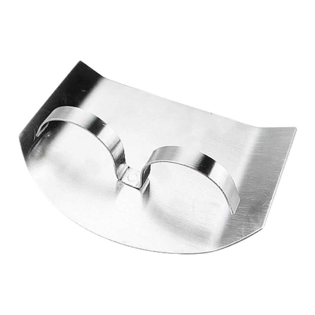 VENTA CALIENTE del dedo del acero inoxidable del protector de seguro de la rebanada Accesorios de cocina utensilios de cocina