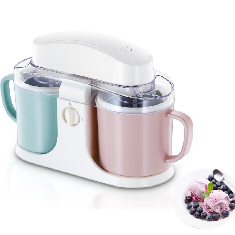 YENİ ARRIVEL Ev Mini Meyve Dondurma Makinesi El yapımı Pitaya Peynir Dondurma Makinesi Ev Aletleri