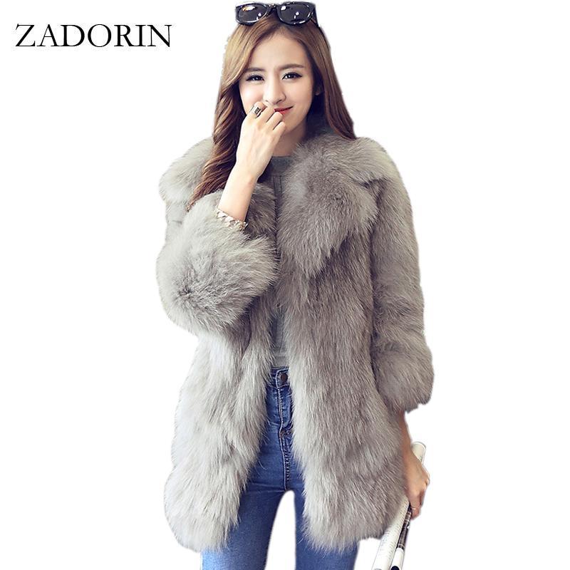 Yeni Kore Tarzı Moda Sonbahar Kış Faux Kürk Mantolar Kemer Kadınlar Ile Ince Beyaz Kürk Ceket Kadın Ceket Faux Gile Fourrure