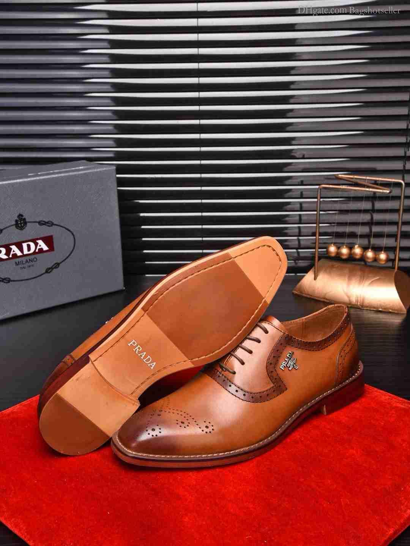 New homens do casamento sapatos de couro preguiçosos Negócios Vestido inferior Red sempre WAN1