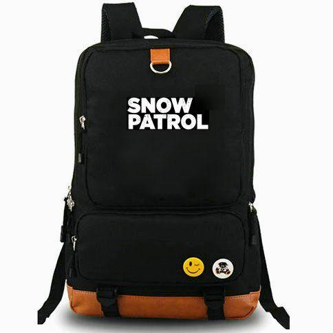 Chasser les voitures sac à dos sac à dos de la patrouille des neiges Run bande meilleur ordinateur portable cartable sac à dos de loisir sac de sport sac à dos en plein air