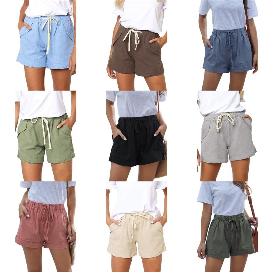 Camouflage lose Cargo-Shorts Frauen-Sommer-Camo kurze Hosen der Frauen Breathable kühler Strand Boardjogginghose Man Kleidung # 833