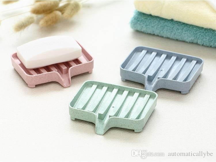 2019 Plastic Waterfall Soap Dish Drain Soap Box Soap Holder Kitchen Sink  Sponge Holder Bathroom Accessories From Automaticallybe, $0.97 | DHgate.Com
