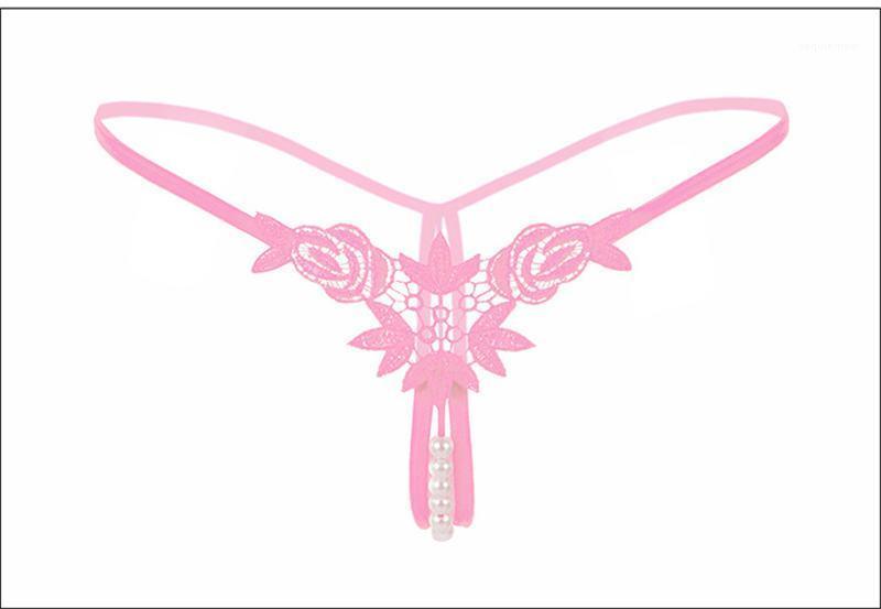 Signore di colore del g string Prospettiva Womens Slip Abbigliamento nuovo stampata floreale delle donne sexy biancheria intima Candy