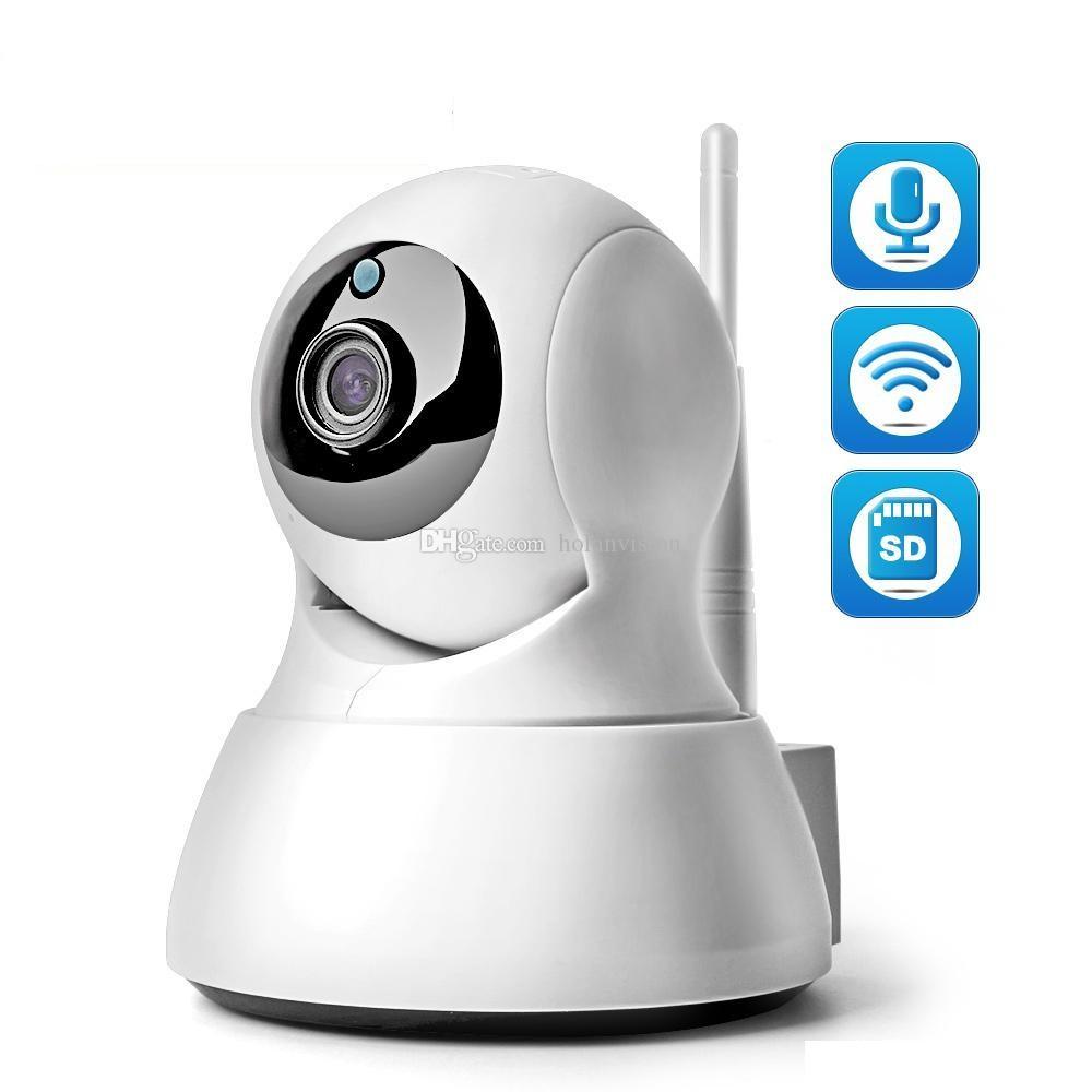 Умный дом Безопасность Baby Monitor IP Wi-Fi Камера Видеонаблюдение Ночное видение Обнаружение движения P2P 1080P