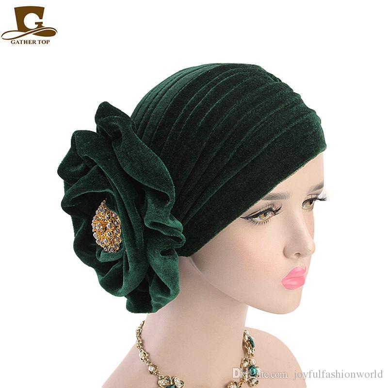 cabeza desgaste para la pérdida de cabello Diseño de Plumas Abstracto quimioterapia. Jersey Beanie Sombrero