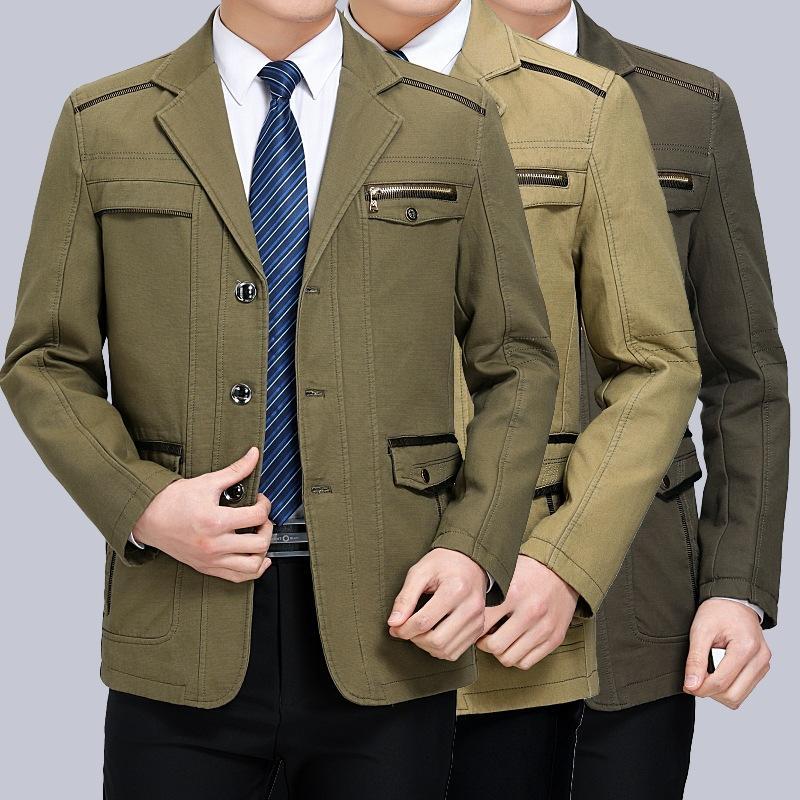 New 2020 Army Spring AutumnJacket Men Tactical Casual Fashion Bomber Jackets Plus size M-XXXL 4XL 5XL