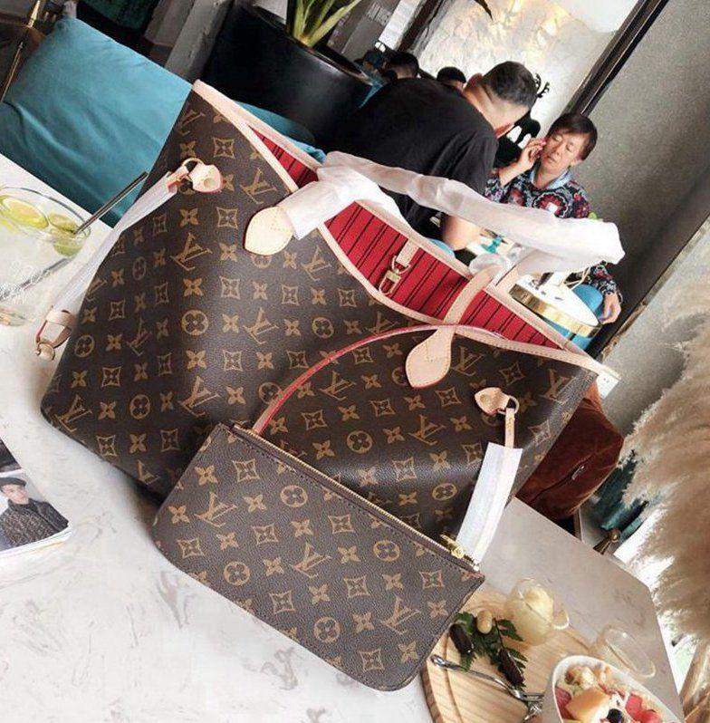 TOP womens shoulder clutch luxury puress Women Leather Chain Clutch handbag flap Luxury 3AA+ Tote bags - 2388
